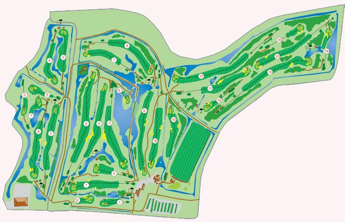 Golfbaan De Hoge Dijk Amsterdam